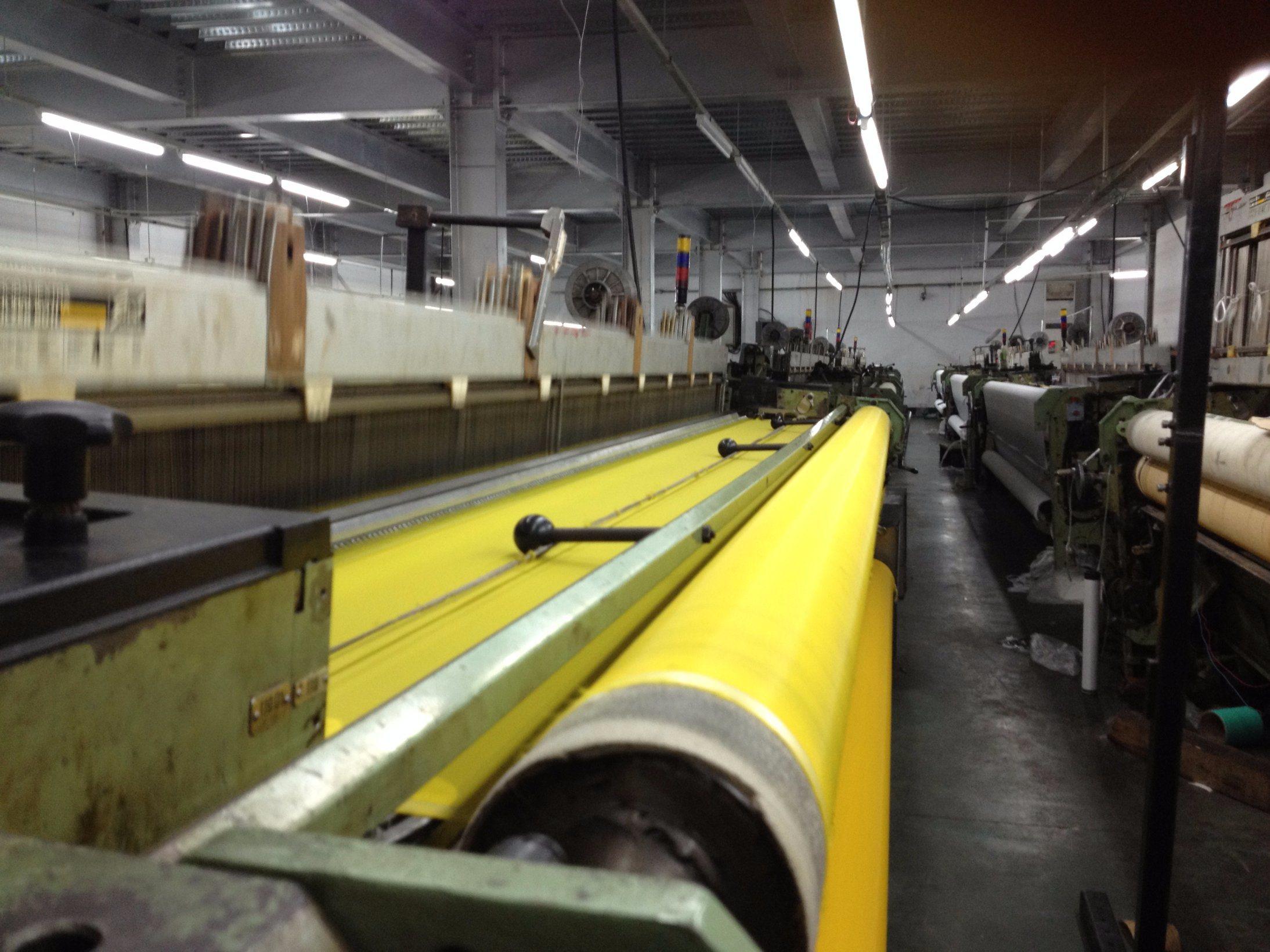 Dpp140t-34W White Monofilament Polyester Printing Mesh