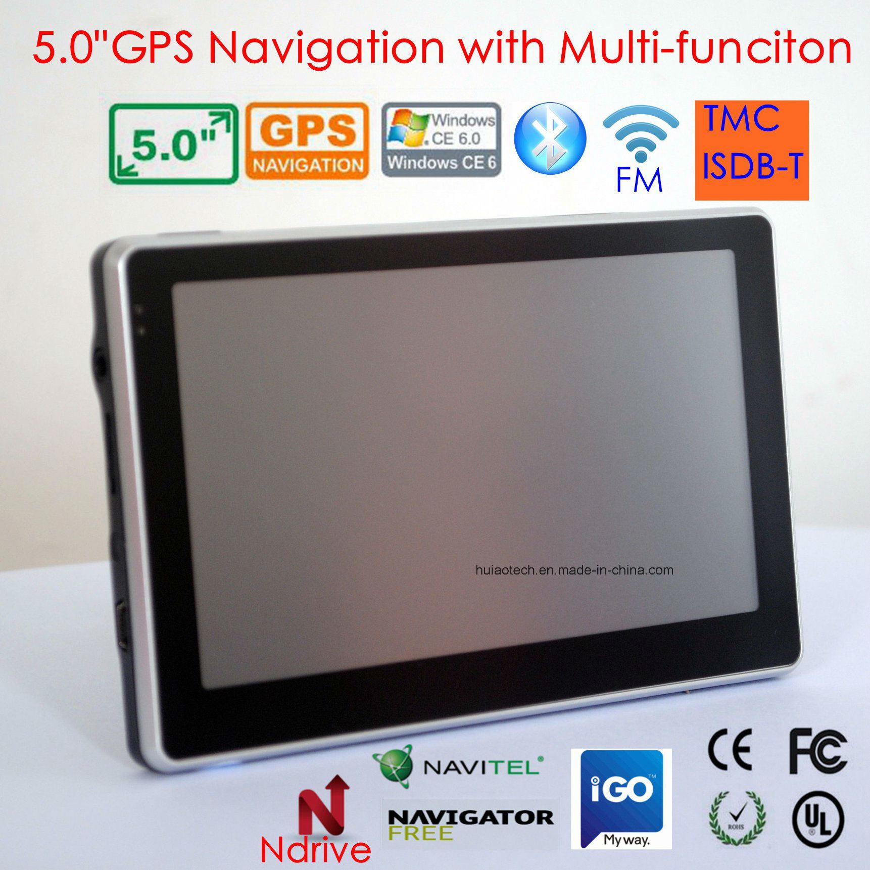 "New 5.0"" Android Car Tablet PCS MID with Car DVR, 5.0mega Car Digital Video Camera, Parking Rearview Camera, Bluetooth, FM-Transmitter, AV-in, WiFi"