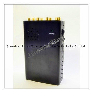 10 Antennas cell phone signal Jammer