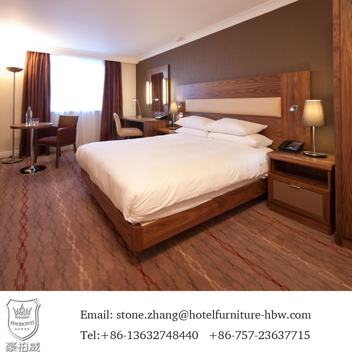 New Design Hotel Room Furniture From China Supplier for Sale