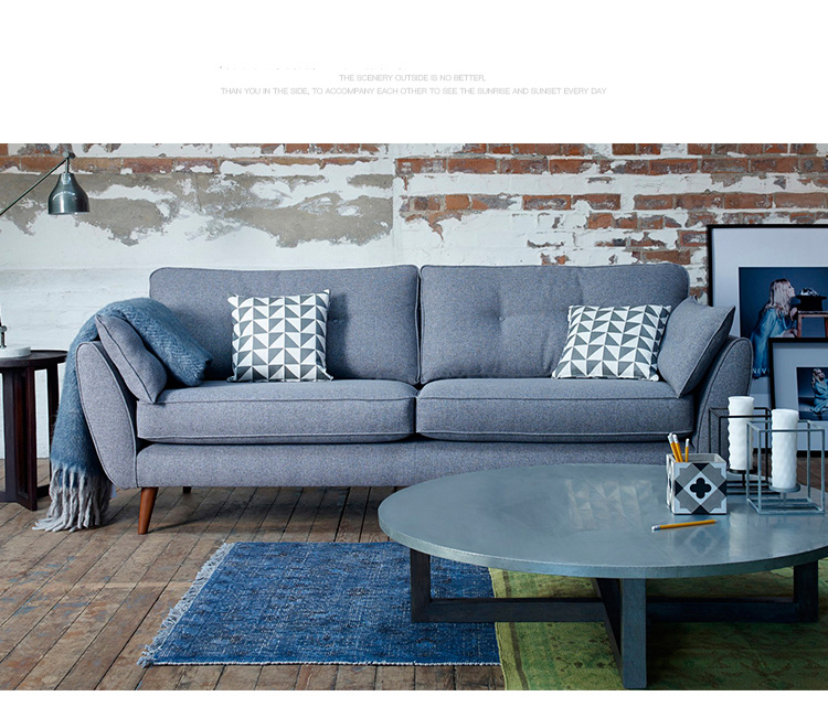 China Best Selling Home Furniture Fabric Sofa   China Home Furniture,  Office Furniture
