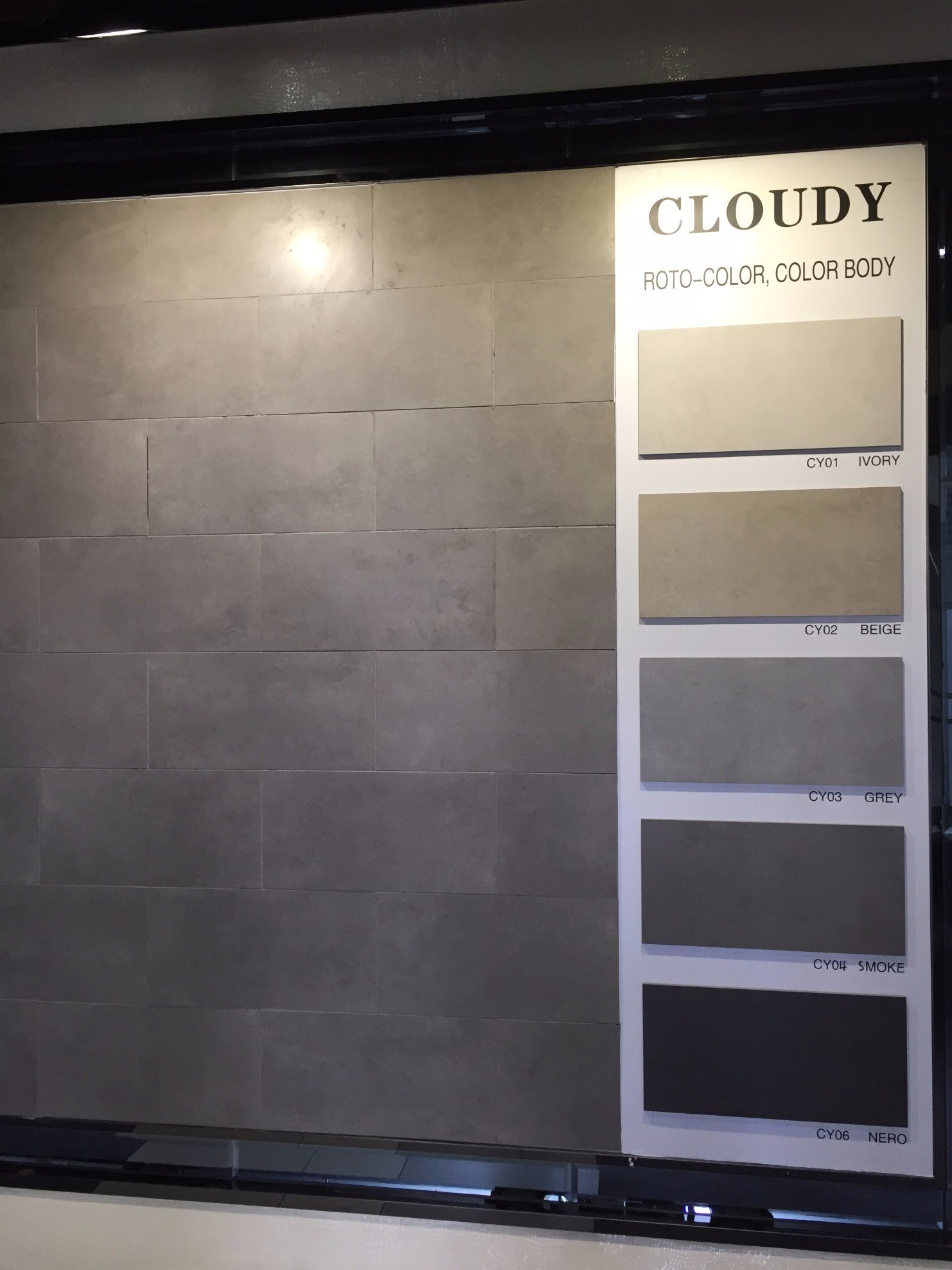 Color Body Stone Design Glazed Porcelain Tiles for Floor and Wall 600X600mm (CY03)