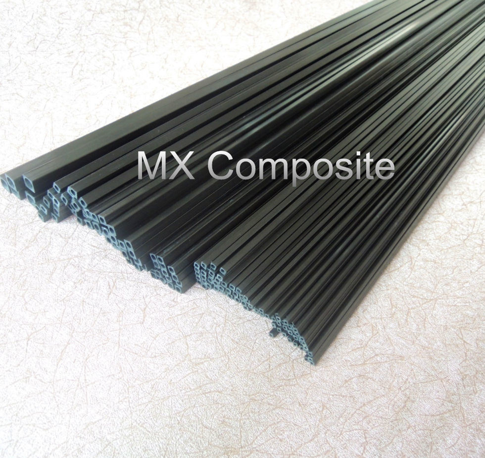High Strength Carbon Fiber Tube for R/C Airplane