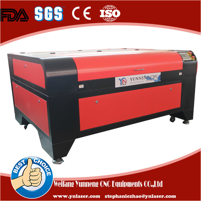 Single Head Laser Cutter/CO2 Laser Etching Machine for Paper, Paperboard and Cardboard (LS1630)