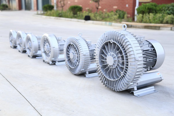 The Ce Approved Ring Blower of China