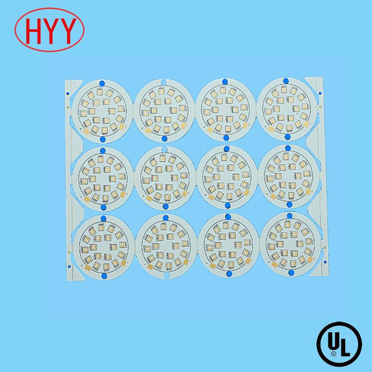High Power LED Aluminum PCB, Metal Core Alu PCB, Metal Alu PCB (HYY-056)