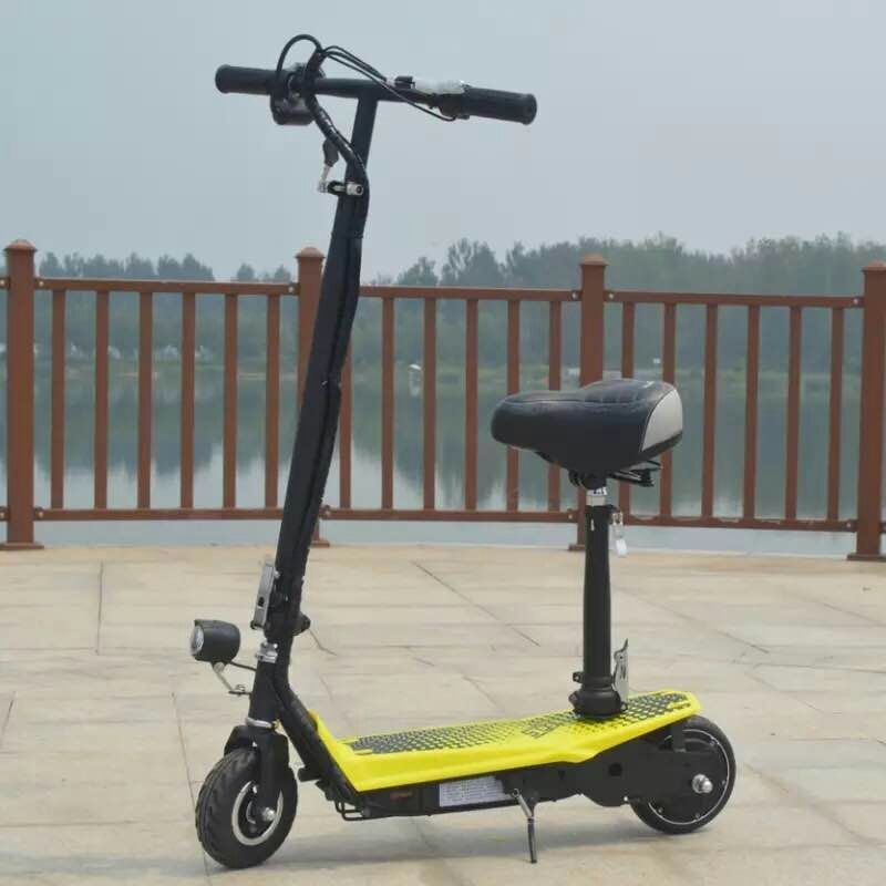 Mini Electric Scooter Folding Car with Lithium Battery