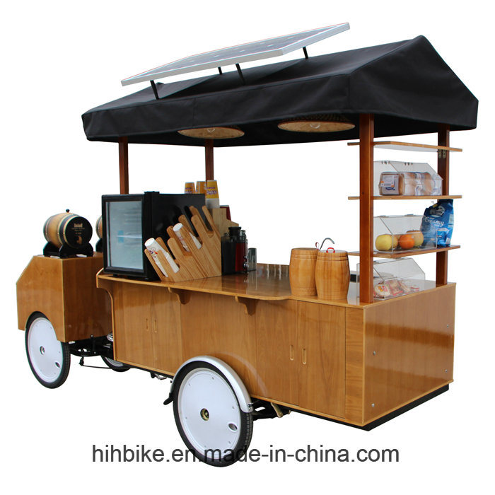 Hot Sale Solar Bike with Large Storage