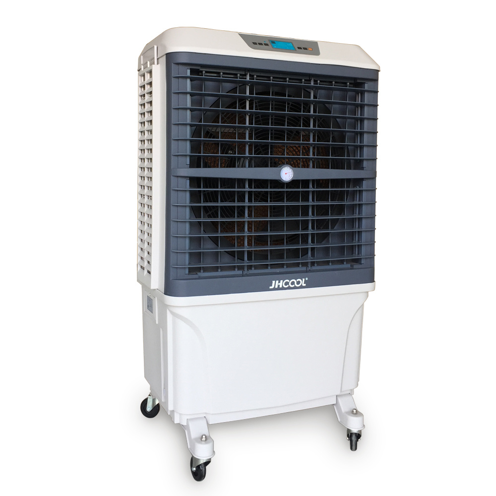 Energy Saving Ventilation Installation Mobile Air Cooler