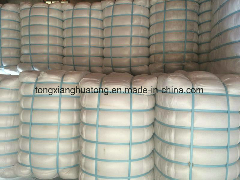 Sofa and Cushion 15D Polyester Staple Fiber Semi Virgin