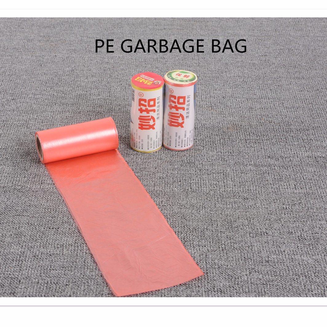 Recycle 13 Gallon Trash Bag Embossed Disposable Garbage Bag