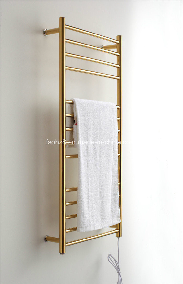 Stainless Steel Electric Towel Rails for Bathroom
