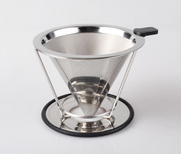 High Quality Stainless Steel Coffee Strainer Coffee Filter