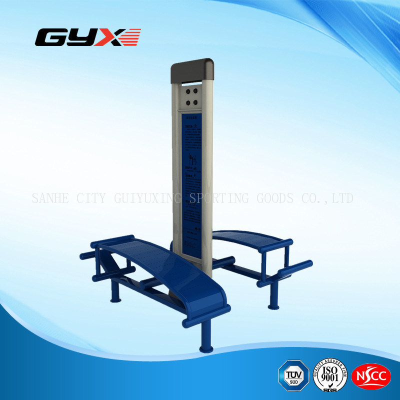 New TUV Outdoor Fitness Equipment of Sit-up Board for Adult
