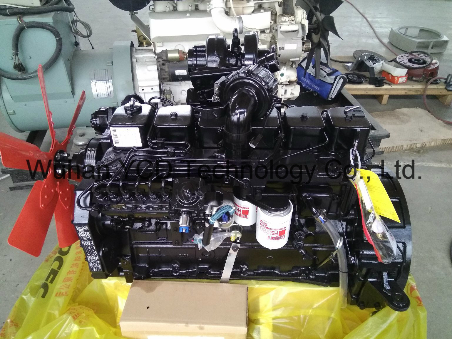 Industrial Engines for Water Pump/Generator Set/Air Compressor/Construction Machinery