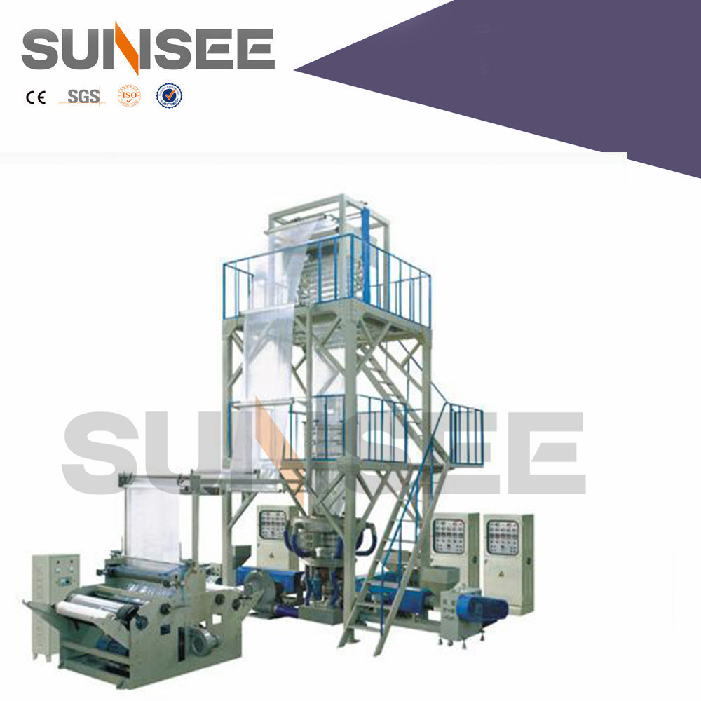 Two Layer Co-Extruding Rotary Die Blown Film Machine (professional)