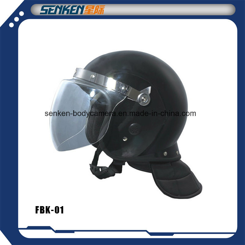 Senken ABS Material High Quality Anti-Riot Helmet