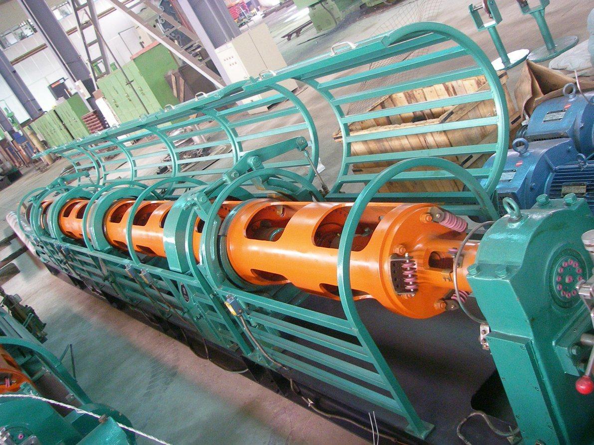 Jlg Tubular Stranding Machine, Copper Wire Making Machine