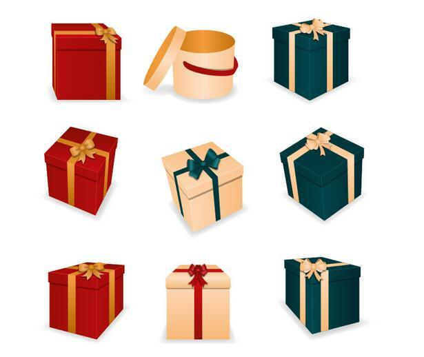 Paper Box/Gift Box/Paper Gift Boxes (Qualiprint)