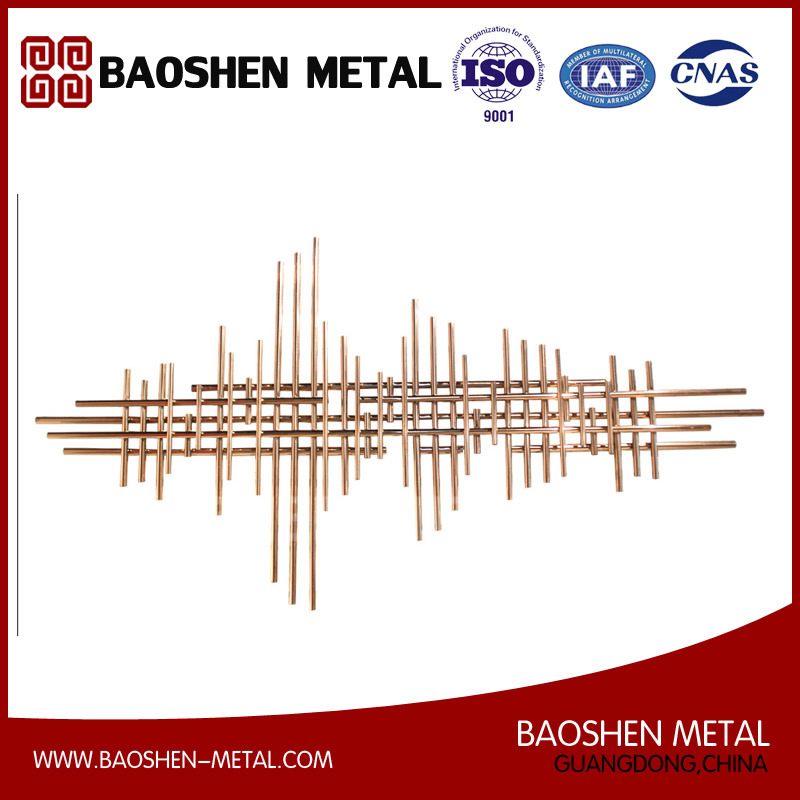 Modern Metal Wall Decor Art Line High Quality