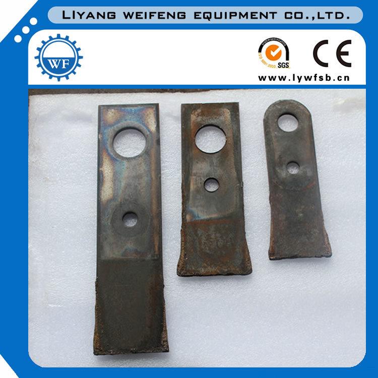 Hammer Blades for Hammer Mill/Crusher Machine
