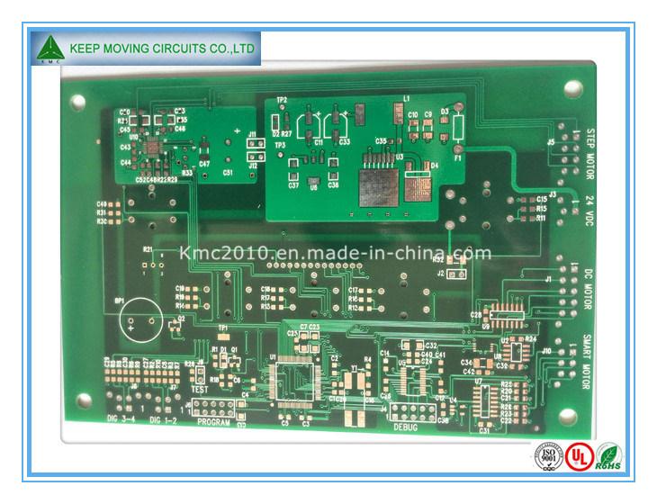 Multilayer Gold Immersion Rigid PCB Board