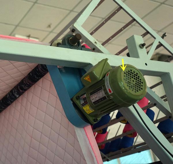 High Speed Lockstitch Multi-Needle Quilter Quilting Machine