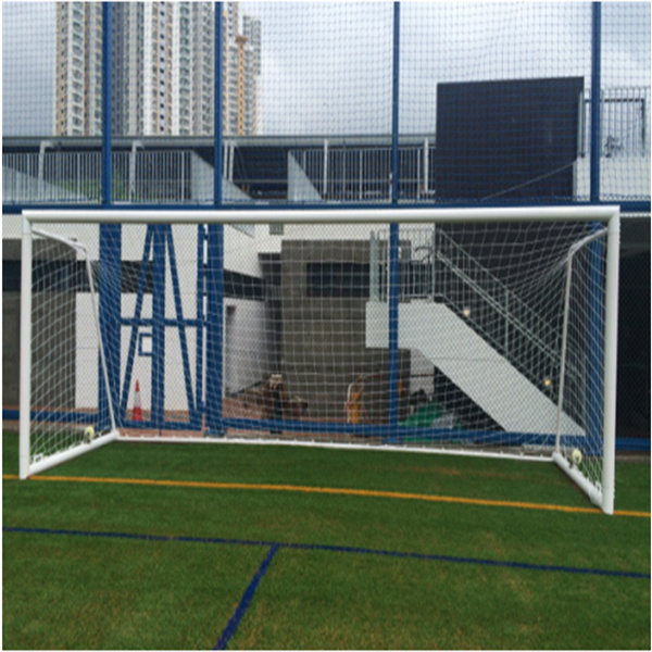 8′ X 24′ Official Full Size Regulation Aluminum Soccer Goal with Wheels