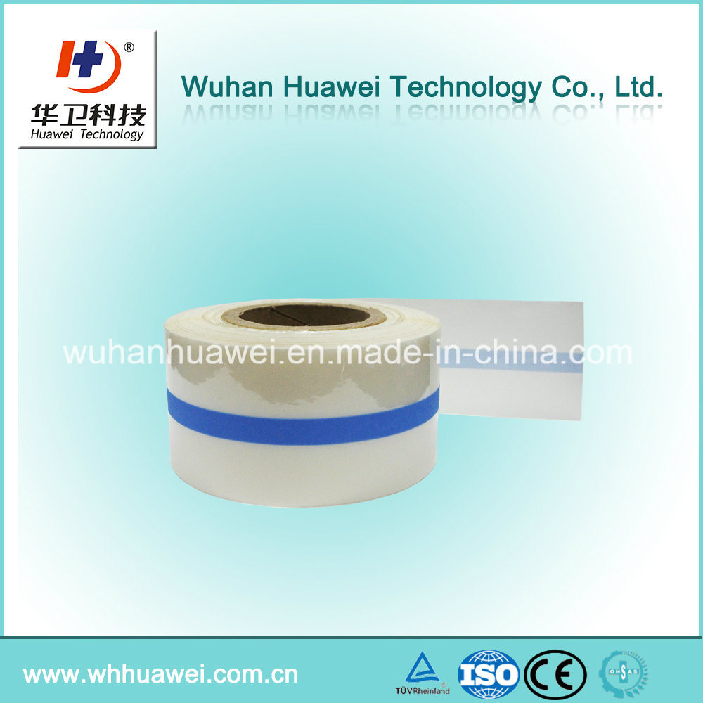 Medical Surgical Incision Dressing PU Film Roll Raw Material for Wound Dressing