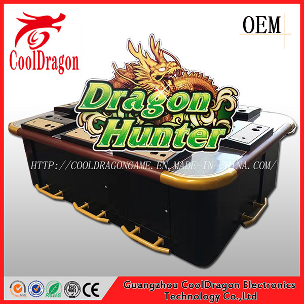 Fish Hunter Arcade Lion Strike Shooting Video Fishing Game Machine
