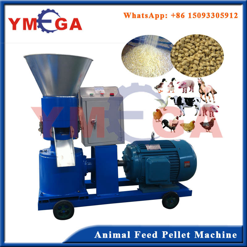 Competitive Price Good Condition Complete Poultry Feed Making Machine
