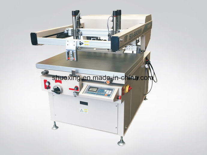 Clam Shell Screen Printing Press, Semi Automatic Screen Printer