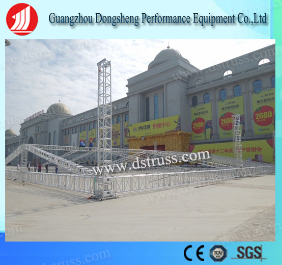 China 500*600mm Concert Stage Truss Cheap Lighting Truss for Sale Aluminum Studio Truss - China Aluminum Truss Truss System & China 500*600mm Concert Stage Truss Cheap Lighting Truss for Sale ... azcodes.com