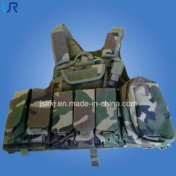 Military Camo Bulletproof Tactical Vest