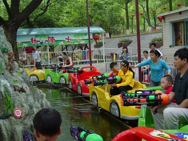 Mountain Chariots - Kiddie Amusement Equipment
