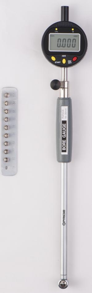 Measuring Tool Electronic Digital Bore Gage Metric Inch