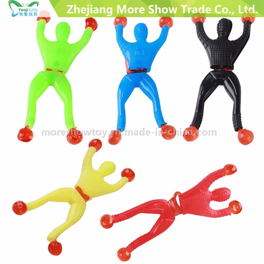 Window Crawler Men Funny Wall Walker Kids Falling Sticky Toys