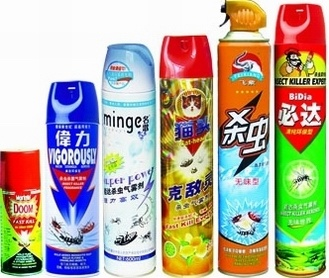 Good Smell Insecticide Spray for Bed Bugs