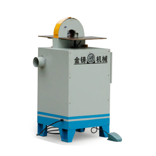 Bent Tube Belt Grinding Machine