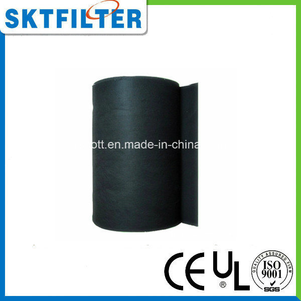 Hot Sale Customize Size Activated Carbon Filter Media