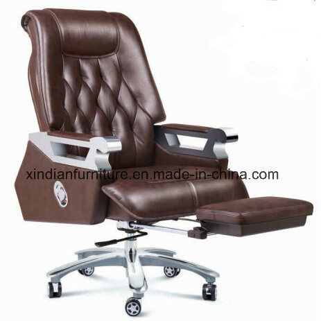 Modern High Quality Leather Swivel Chair for Boss