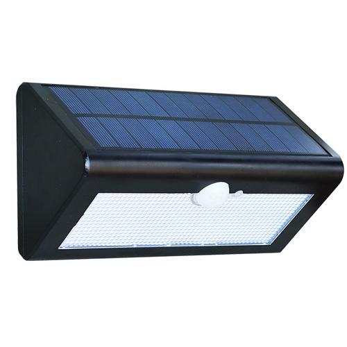 Motion Sensor Outdoor Wall Mounted Solar Light Lamp