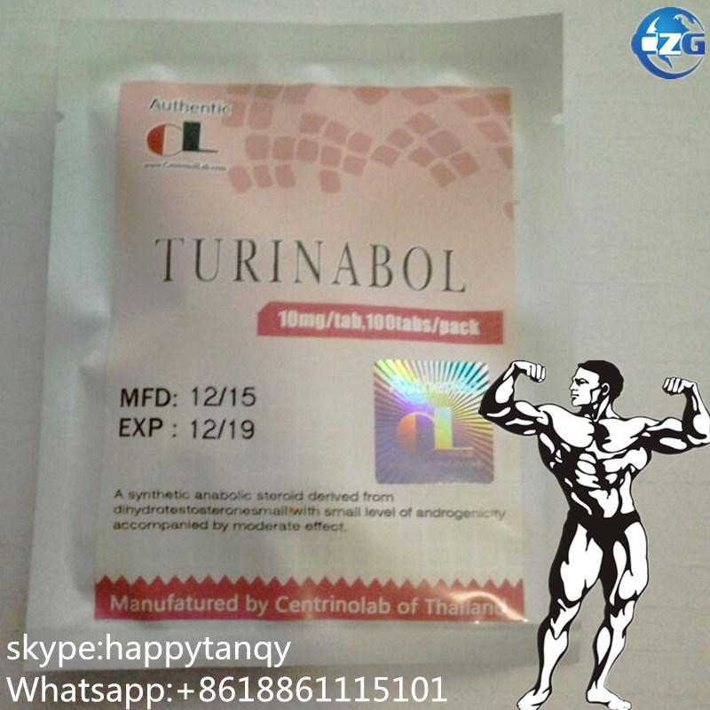 4-Chlorodehydromethyltestosterone Pills Anabolic Steroid Powder Oral Turinabol