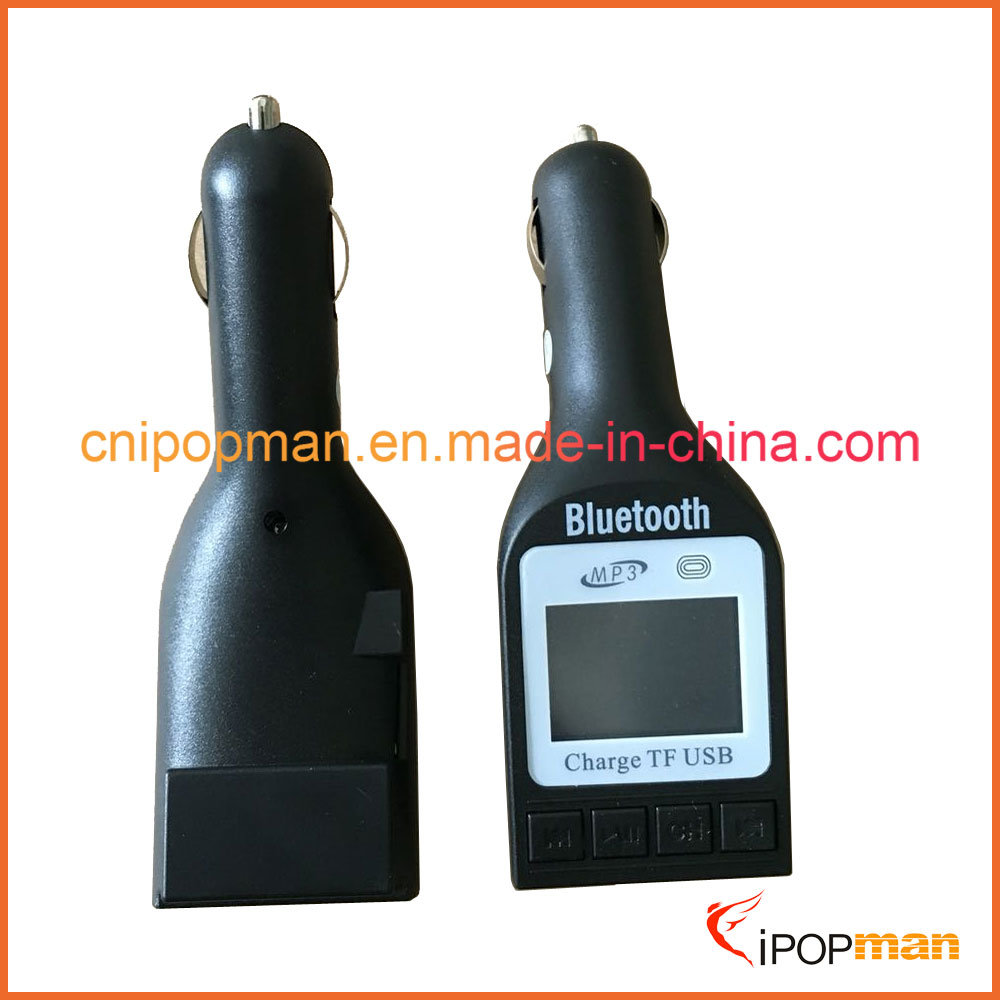 Bluetooth Handsfree Car Kit with FM Transmitter Top MP5 Player