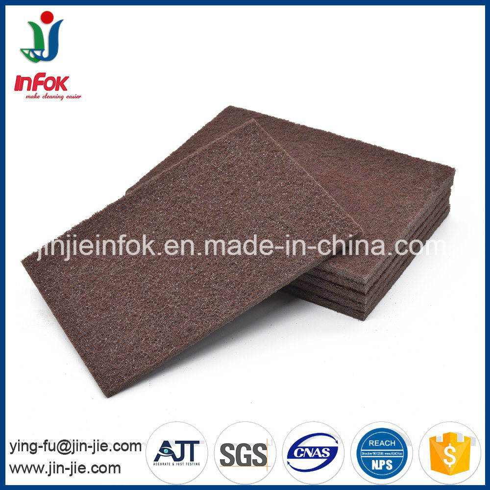(YF-SC18) Extra Heavy-Duty Scouring Pads