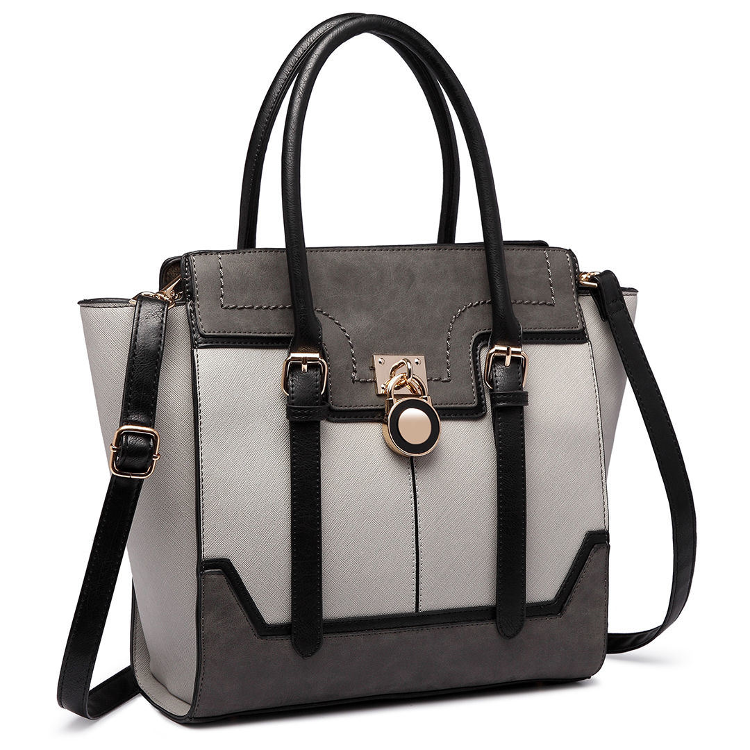 Designer PU Leather Celebrity Shoulder Bag Women Handbag