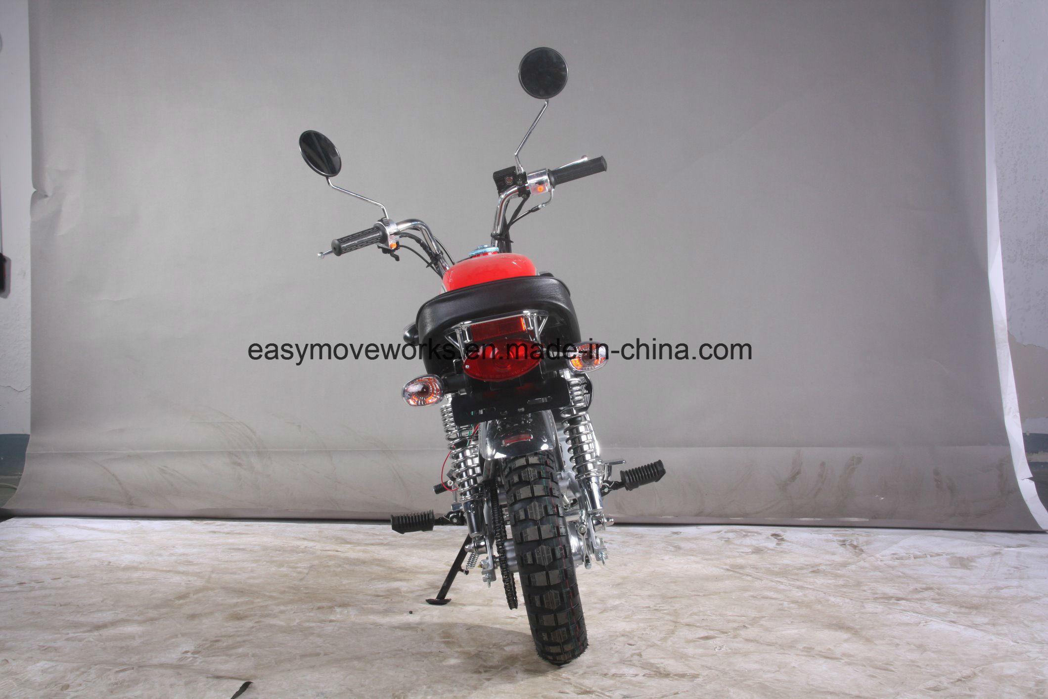 Zhenhua Classic Motorcycle Monkey Bike Euro 4 50cc Big Tank