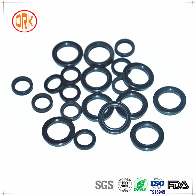 Black Oil Resistance NBR Rubber Seal with ISO/Ts16949: 2009