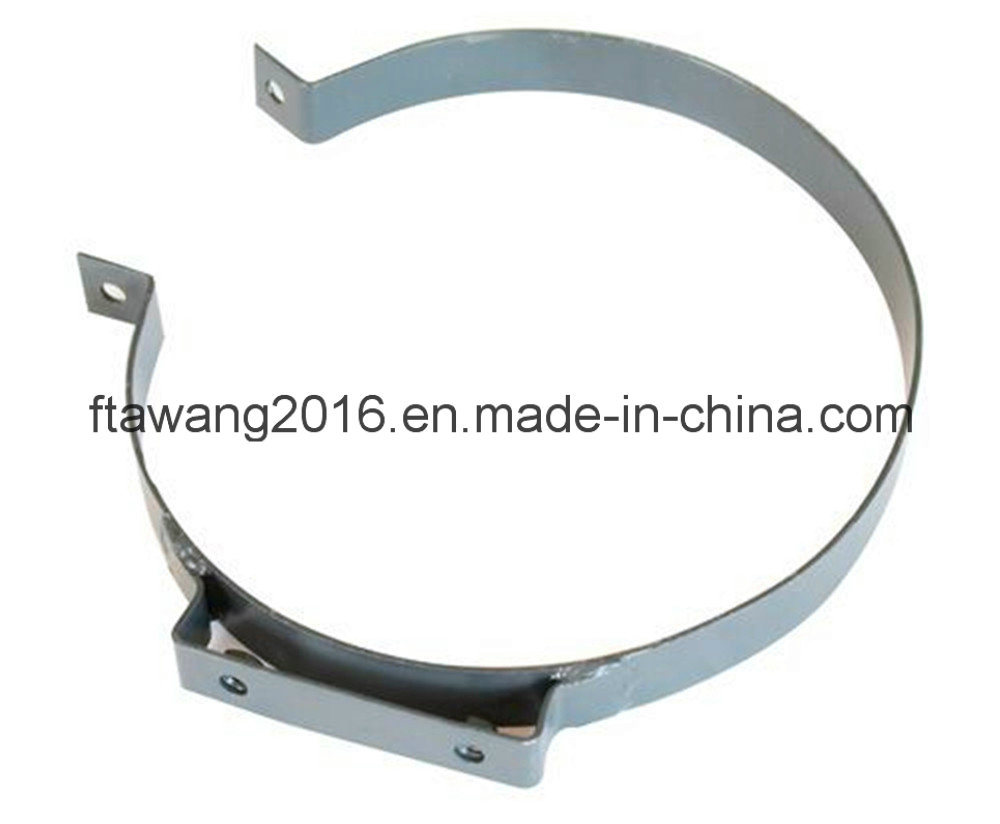 Powder Coated Motorcycle Part Truck Machinery Accessory