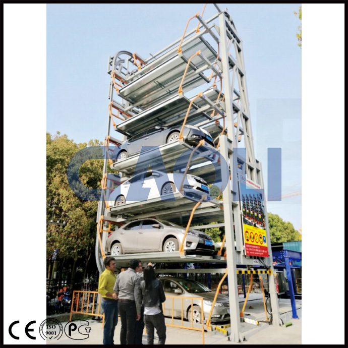 Gaoli Vertical Rotary Smart Parking System